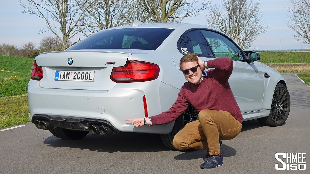 This is the LOUDEST BMW M2 Competition!   TUNING PROJECT