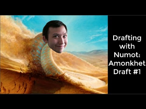 MTG | Drafting with Numot: Amonkhet #1
