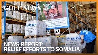 Coronavirus relief: Dubai sends 35 tons of aid to Somalia