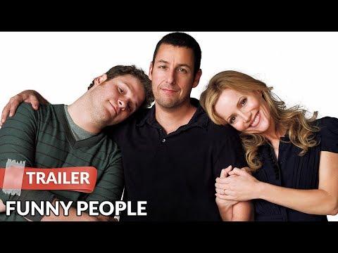 Funny People 2009 Trailer HD | Adam Sandler | Seth Rogen | Leslie Mann