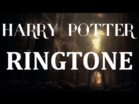 Latest iPhone Ringtone - Harry Potter Ringtone