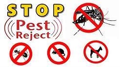 Ääni karkottaa rotilla, koirilla, hyttysiä, bugeja