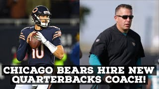 Chicago Bears Hire John DeFilippo As New QB Coach! Reaction & Analysis!