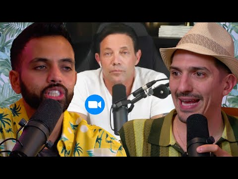 The  REAL Wolf of Wall Street Explains GameStop Short Selling | Andrew Schulz & Akaash Singh