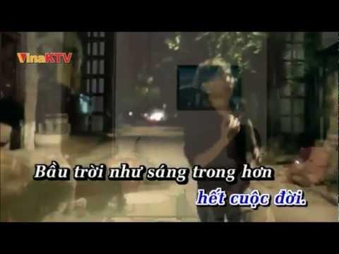 karaoke HD xin lỗi anh yêu em minh vương