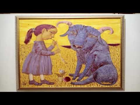 video Marc Chagall. Andrei Dvorjaninov. Tallinn. Estonia