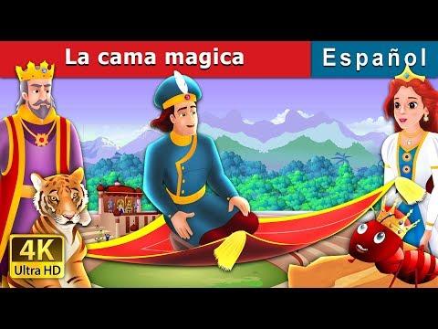 La cama magica | Cuentos para dormir | Cuentos De Hadas Españoles
