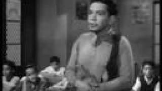 Cantinflas - Qué es Gramática (El Portero - corto)