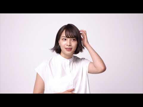 広瀬すず出演/CM「AではじまりCでおわる素材の会社はAGC」撮影後インタビュー