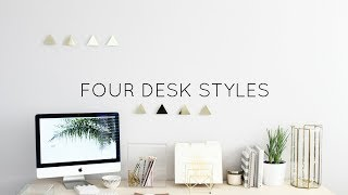 |BACK TO SCHOOL- DESK STYLES|