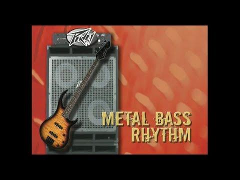 Peavey Bass Guitar Instruction in Blues, Rock, Metal, Funk and Reggae