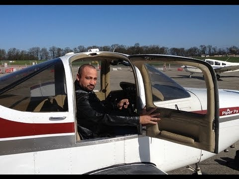 1ère leçon Pilote privé - Charleroi - Private pilot license - Brussel south airport