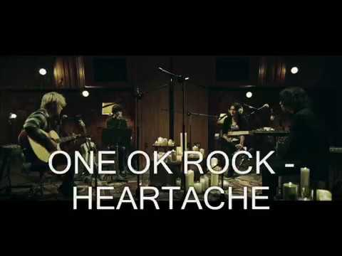 ONE OK ROCK  HEARTACHE LIRIK TERJEMAHAN BAHASA INDONESIA