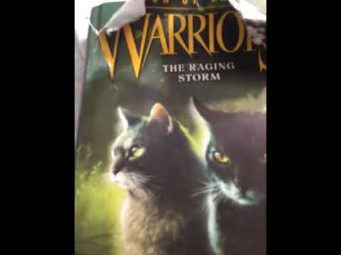 The Raging Storm Book Review (Warrior Cats)