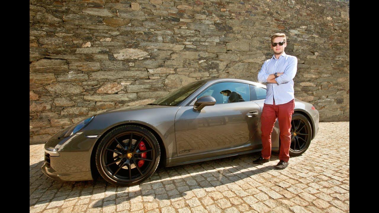 Porsche 911 Gts >> I Drive AVIS' World's Best Driving Road in a Porsche 911 ...