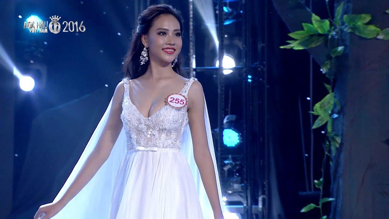 Phần thi áo dạ hội | Chung khảo Hoa hậu Việt Nam 2016