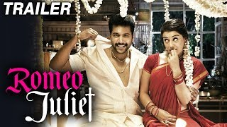 Romeo Juliet (2019) Official Hindi Dubbed Trailer | Jayam Ravi, Hansika Motwani
