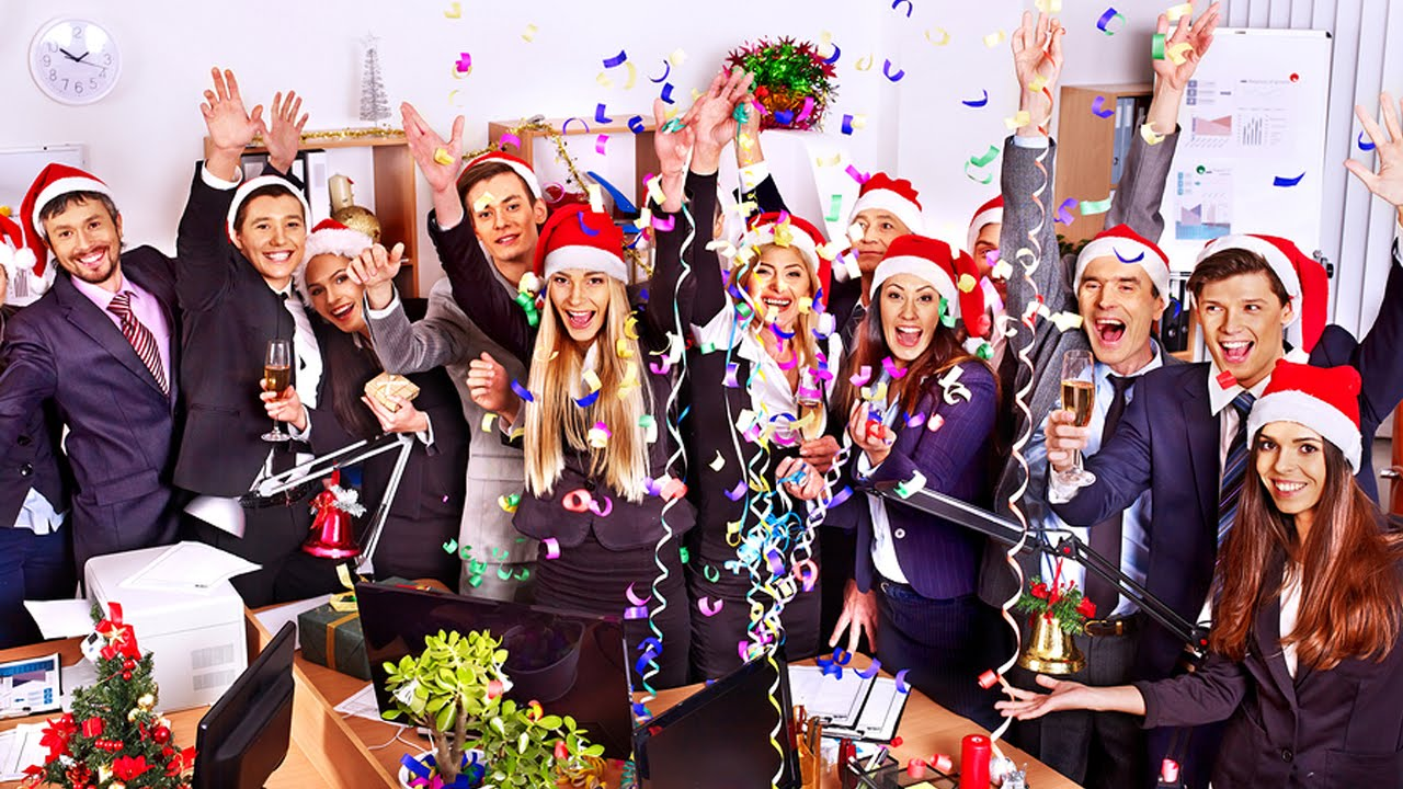how to avoid making your company holiday party boring