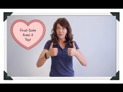How much should you reveal on your first date? - It's a Good Idea