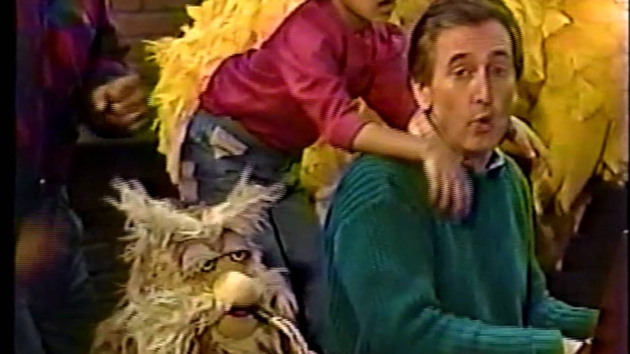 Sesame Street Sing-Along