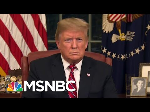 President Donald Trump Uses Oval Office Speech To Raise Money For Reelection | The Last Word | MSNBC