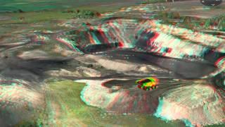 АНАГЛИФИЧЕСКОЕ СТЕРЕО В ГИС СПУТНИК(В обновленной версии ГИС Спутник появилась возможность просмотра в режиме анаглифического видео. С помощь..., 2014-07-15T12:30:46.000Z)