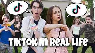 Tik Tok In Real Life! 😱