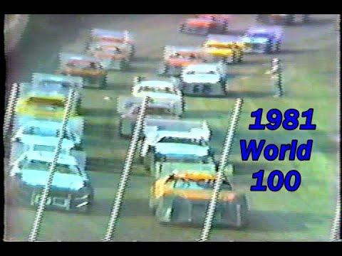 1981 World 100 at Eldora Speedway