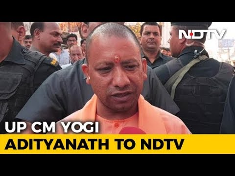 """Victory Margin Will Be As Big As In 2014"": Yogi Adityanath On UP Bypolls"