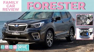 Family car review: Subaru Forester 2019