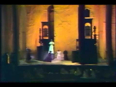 MOSE - ( MOISE ET PHARAON ) - GIOACHINO ROSSINI - 1983 ( PARIS ) RAMEY,GASDIA,VERRETTT