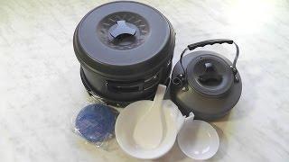 Набор туристической посуды от компании Сплав Обзор