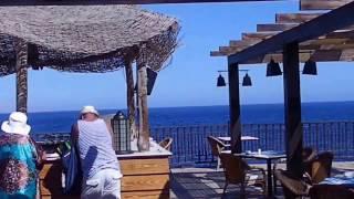 The Grand Hotel Sharm El Sheikh! Ресторан Cliff!(Наш любимый ресторан на пляже! Делают очень вкусный люлякебаб и курицу! https://www.youtube.com/user/SergeySapelnikov https://youtu.be/Jeo..., 2016-12-25T14:30:07.000Z)