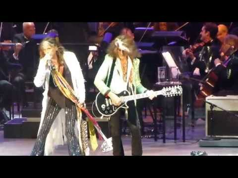 Steven Tyler & Joe Perry  'I Don't Want to Miss a Thing' Hollywood Bowl 6- 22-13