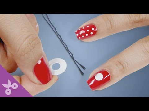 6 Easy Nail Hacks Using Household Items ft. Banicured