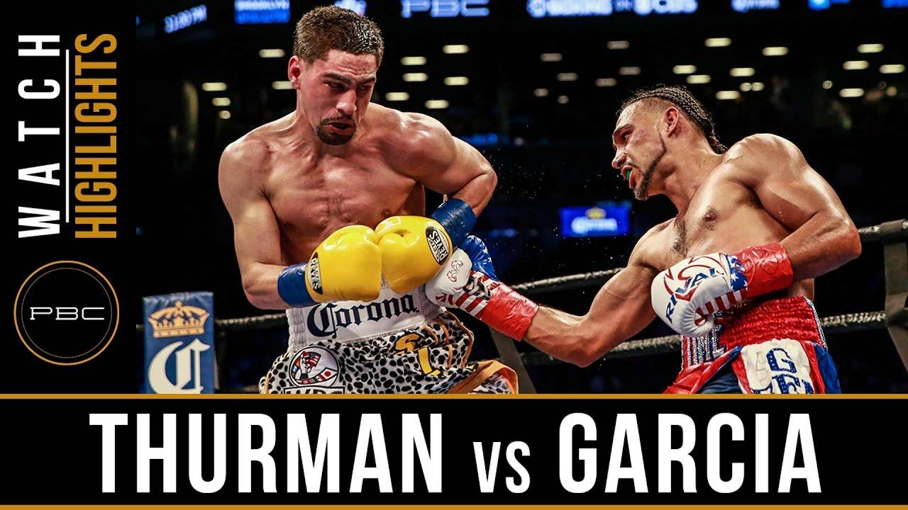 Thurman V Garcia
