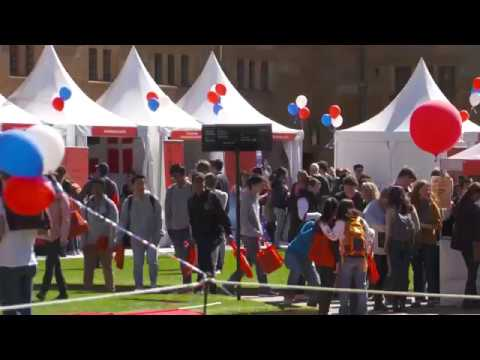 University of Sydney Open Day 2016