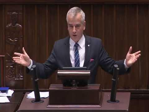 Andrzej Maciejewski – wystąpienie z 23 listopada 2017 r.