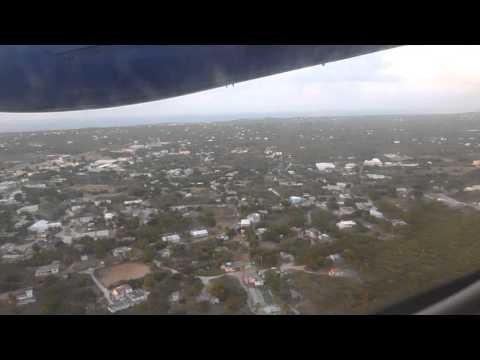 FLight AXA to STT Take off From Anguilla Airport