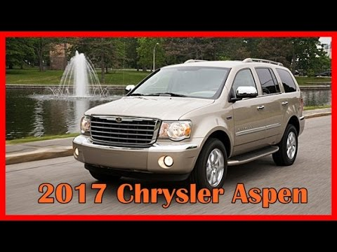 2018 chrysler aspen suv. beautiful aspen in 2018 chrysler aspen suv