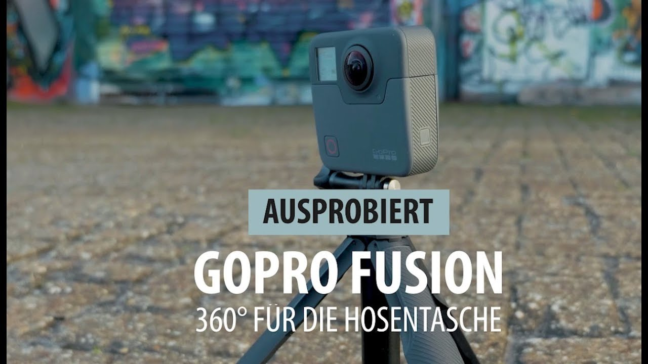 360 grad kamera gopro fusion im test youtube. Black Bedroom Furniture Sets. Home Design Ideas
