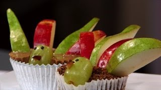 Healthy Thanksgiving Treat For Kids! | Lighten Up