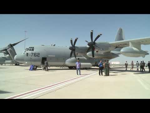 DUBAI AIR SHOW - DAS 17- Day 2