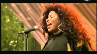 Chaka Khan - My Funny Valentine part 2. Live In Pori Jazz 2002.
