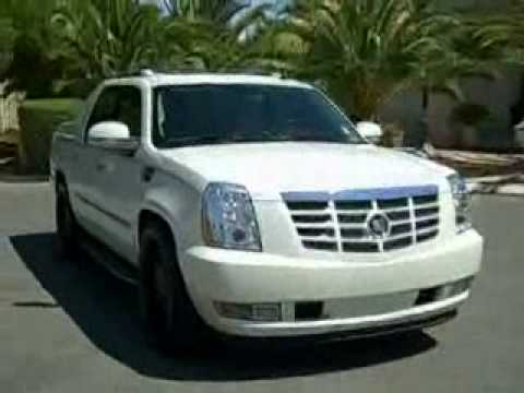 Cadillac Escalade EXT SUV - YouTube