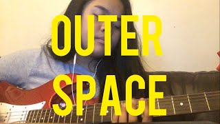 Outer Space - 5 Seconds of Summer/5SOS (guitar cover + TABS)