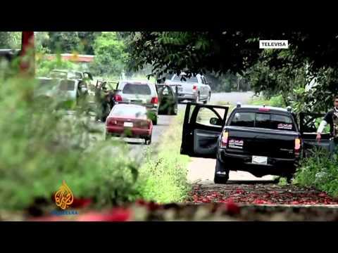 Vigilante groups take on Mexico cartels