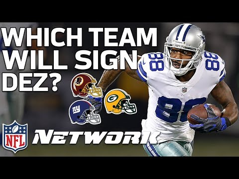 Where Will Dez Bryant End Up? | NFL Network