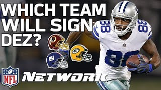 Where Will Dez Bryant End Up?   NFL Network thumbnail
