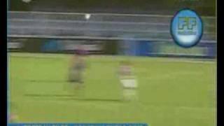 Mpekatsa ball hits bird!!!